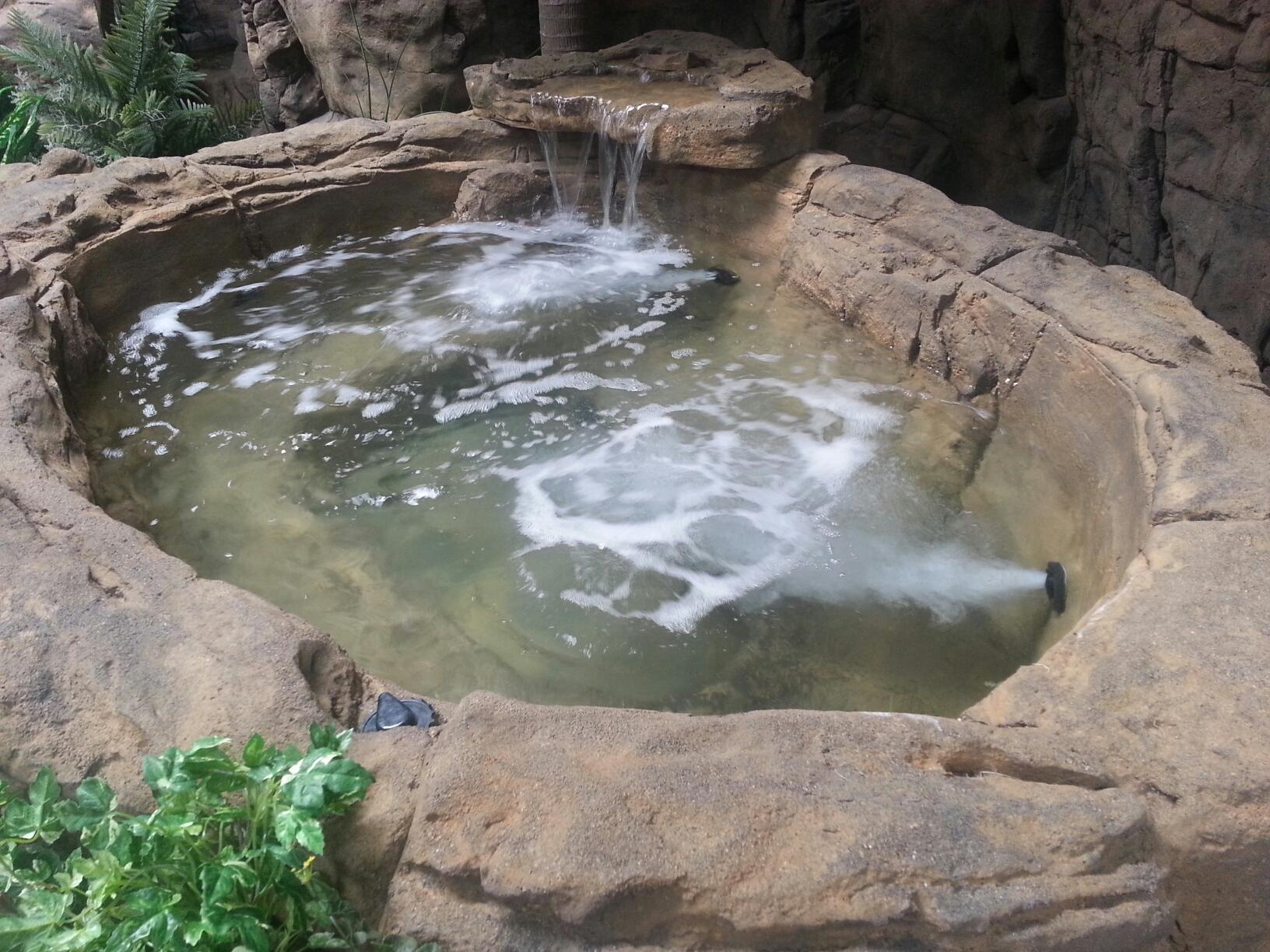 Swimming Pool Rock Waterfalls Kits Fountains And Boulders
