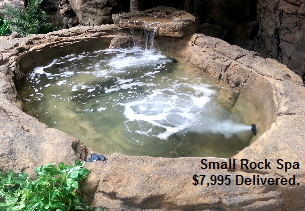 Rock Spa Small.